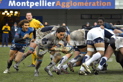 Rugby: Montpellier - Castres