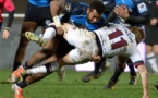 Rugby - MHR - Bordeaux-Bègles (28/23)