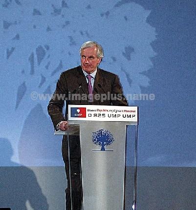 BARNIER Michel