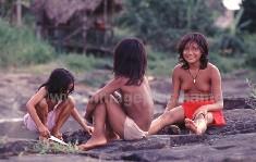 Amérindiens WAYANA - Guyane