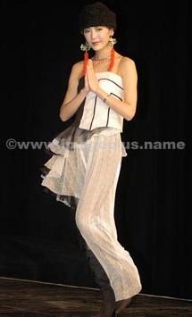 Mode - ATOUT FIL 2005 – défilé concours à Vauvert (30600)