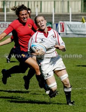 RUGBY FEMININ – Championnat d'Europe de rugby à VII.