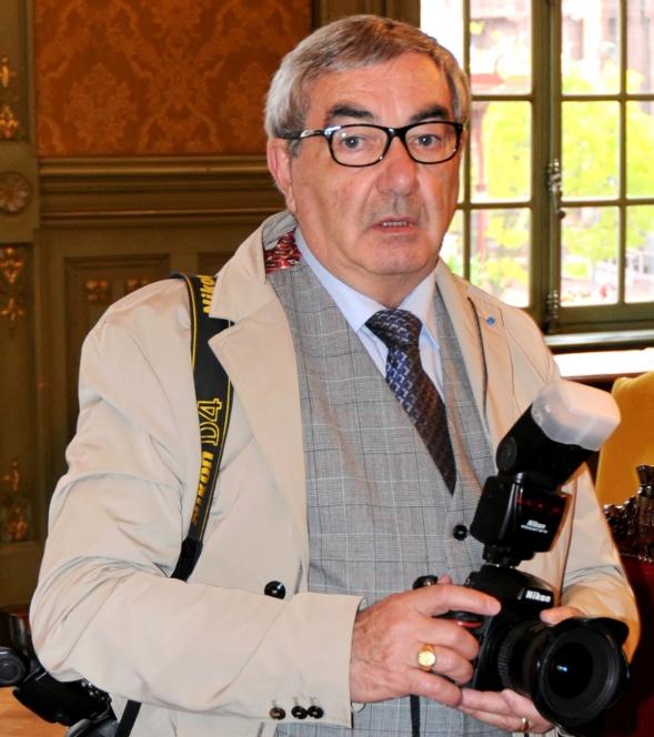 Yvan MARCOU - journaliste - reporter photographe.