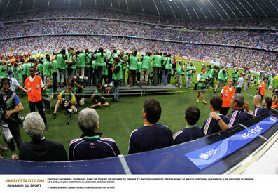 © Photo Henri Szwarc - Regard du Sport - vandystadt.com - Photographes - Football