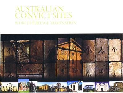 Classement des sites des Bagnes australiens par L'UNESCO