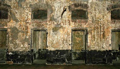 Quartier spécial des condamnés à mort