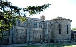 Le Prieuré Saint-Michel de Grandmont.