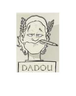 DADOU - autoportrait