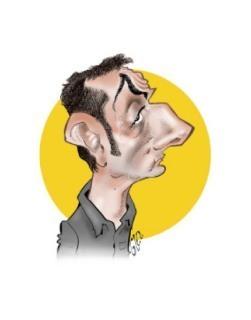 DAMIEN GLEZ - autoportrait