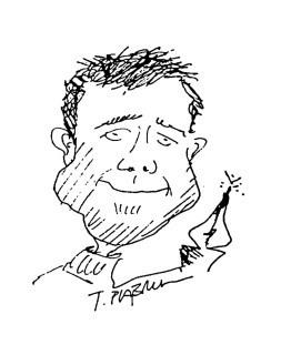 THOMAS PLASSMANN - autoportrait