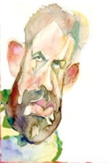 RIBER - autoportrait