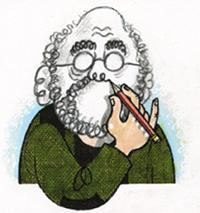 ROBERT ROUSSO - autoportrait