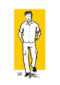 SEB - autoportrait