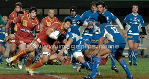 Rugby TOP 14 - samedi 27 octobre 2007.