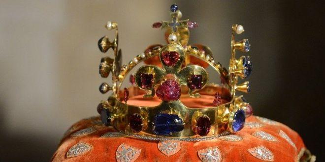 Les bijoux des rois de Bohème sont sortis...
