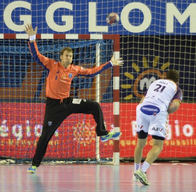Losert Venio - Homme du match - © photo Yvan Marcou