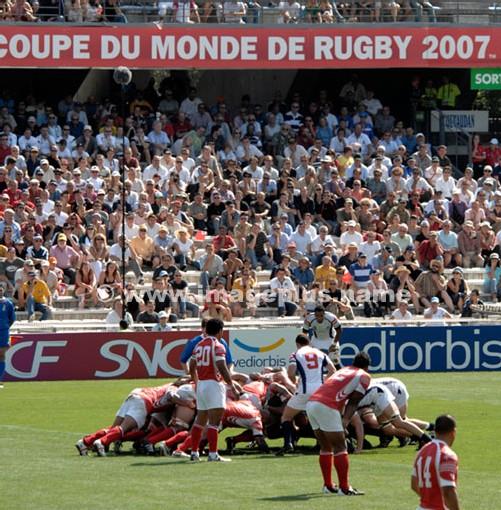 Coupe du monde de rugby 2007 - Rugby diffusion coupe du monde ...