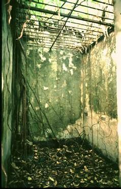 Île Saint-Joseph - cellule de la réclusion