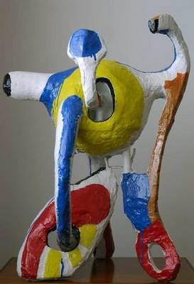 Appel, Eléphant, 1950 © ADAGP, Paris 2007