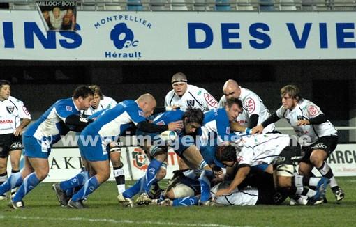 Rugby Challenge Européen - vendredi 14 décembre 2007.