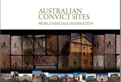 Classement des  Bagnes australiens par l'UNESCO.