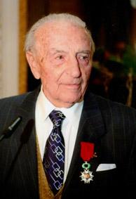 Guy LAPEBIE nous a quitté le 08 mars 2010 à l'âge de 93 ans