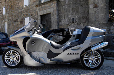 Side Bike ou Side Car !