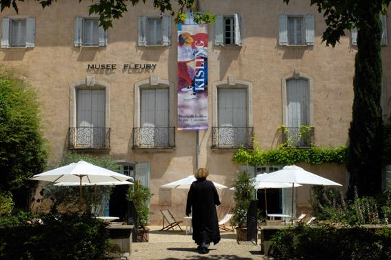 Musée Fleury de Lodève - photo Yvan Marcou