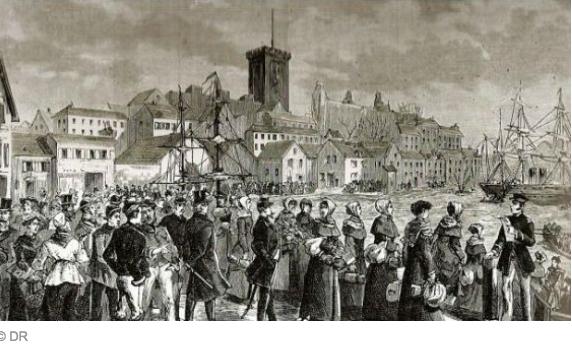 « De Quimper à Cayenne le singulier destin d'une bretonne » de Jean-François Tifiou : déchéance et rédemption dans l'enfer du bagne