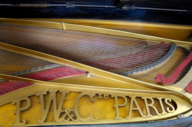 DISPARITION DES PIANOS PLEYEL.