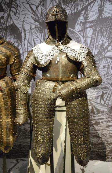 Amure de Louis XIII - vers 1625-1630