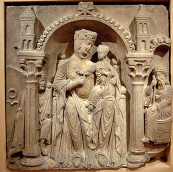 Musée du Palais Jacques Cœur - Sculpture Romane - Saint-Guilhem