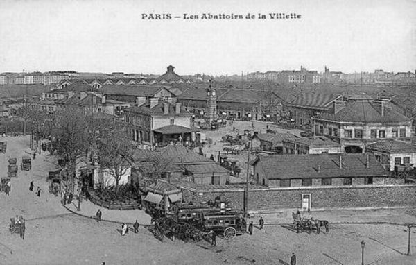 Source photo : Paris 1900
