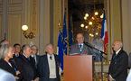 Légion d'Honneur et Ordre National du Mérite