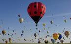 Lorraine Mondial Air Ballons 2013 - record mondial battu avec 408 envols simultanés.