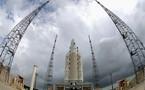 VOL 169 - ARIANE 5 G – tout a bien fonctionné - lancement réussi.