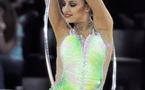 Mondial de gymnastique rythmique féminine