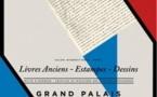 XXVIe Salon International du Livre Ancien,  de l'Estampe et du Dessin